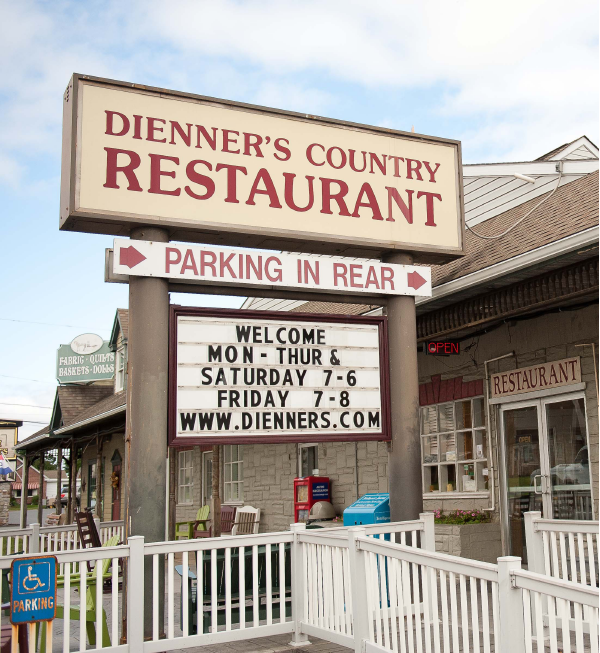 Pleasant Dienners Country Restaurant Home Interior And Landscaping Dextoversignezvosmurscom